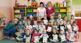 Pasowanie na przedszkolaka w Przedszkolu nr 1 w Złotowie