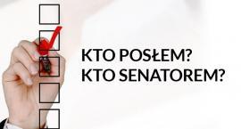 Wiemy, kto został posłem, a kto senatorem