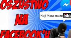 Oszukana na facebooku