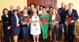 Nagrody Starosty Złotowskiego z okazji Dnia Edukacji Narodowej wręczone