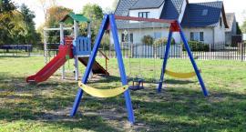 Kolejny plac zabaw w Gminie Lipka