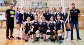 Pierwsze mecze złotowskich siatkarek