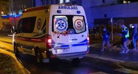 Policjanci zatrzymali sprawcę potrącenia, ktory zbiegł z miejsca zdarzenia