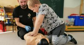 Dzieci z Głubczyna poznały zasady bezpieczeństwa