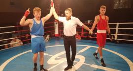 Kacper Czerwiński wygrywa w Wejherowie