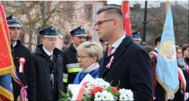 Powiatowo-gminne obchody Dnia Niepodległości w Lipce