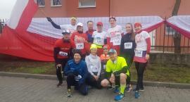 Jastrowcy biegacze na biegach niepodległościowych