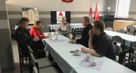 Spotkanie z Radnymi Komisji Bezpieczeństwa