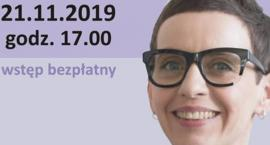 Spotkanie autorskie z Magdaleną Grzebałkowską