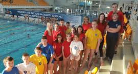 Pływacy z Jedynki na Wielkopolskich Igrzyskach Młodzieży