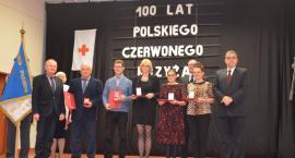 100 lat Polskiego Czerwonego Krzyża w Sypniewie