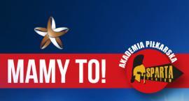 Akademia Piłkarska Sparty Złotów otrzymała Certyfikat PZPN