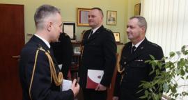 Nowy dowódca JRG w Złotowie