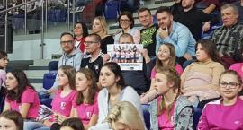 Spartanki w Szczecinie na meczu Europejskich Pucharów