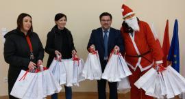 Paczki dla wychowanków Młodzieżowego Ośrodka Socjoterapii w Krajence