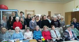 Mikołajkowe spotkanie z seniorami