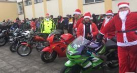 Moto Mikołaje w Akcji
