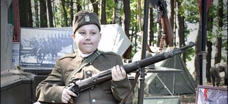 Imprezy historyczne, Bitwa Wyrska obiektywem - zdjęcie, fotografia