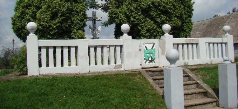 Publikacje, Miejsca pamięci Nowogród pamięci żołnierzom - zdjęcie, fotografia