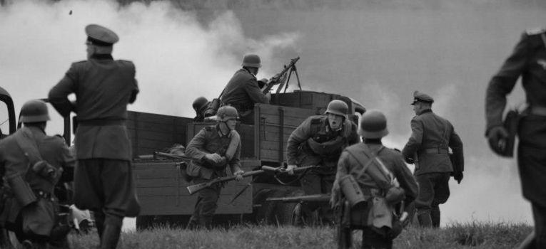 Imprezy historyczne, Bitwa Tomaszowem Lubelskim - zdjęcie, fotografia