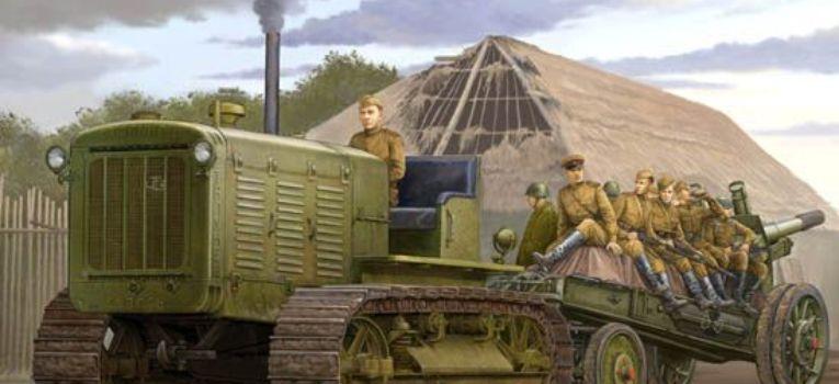 Modele samochodów, Staliniec Trumpreter - zdjęcie, fotografia