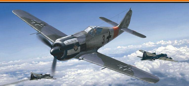 Modele samolotów, Eduard skali - zdjęcie, fotografia