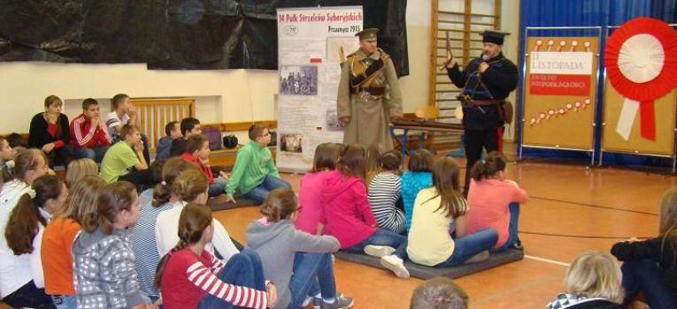 Imprezy historyczne, Edukacja historyczna edukuje - zdjęcie, fotografia