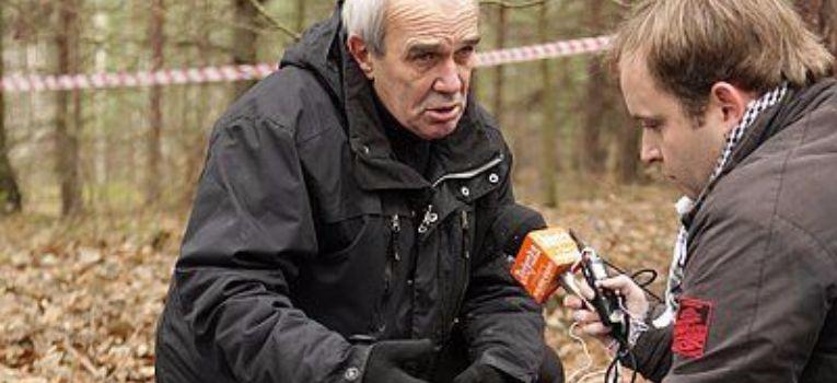 Ekshumacje, Finał działań miejscowosći Krubki Górki - zdjęcie, fotografia