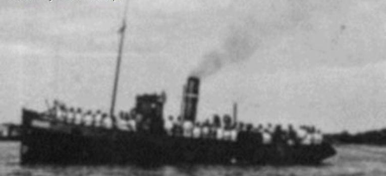 Marynarka wojenna, Holownik Krakus - zdjęcie, fotografia
