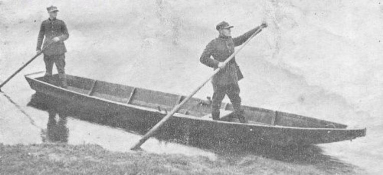 Marynarka wojenna, Pychówka - zdjęcie, fotografia