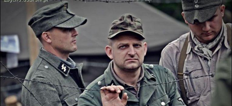 Imprezy historyczne, Strefa Militarna objektywem Zaolziaka - zdjęcie, fotografia