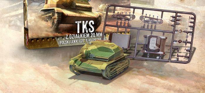 Modele czołgów, działkiem - zdjęcie, fotografia
