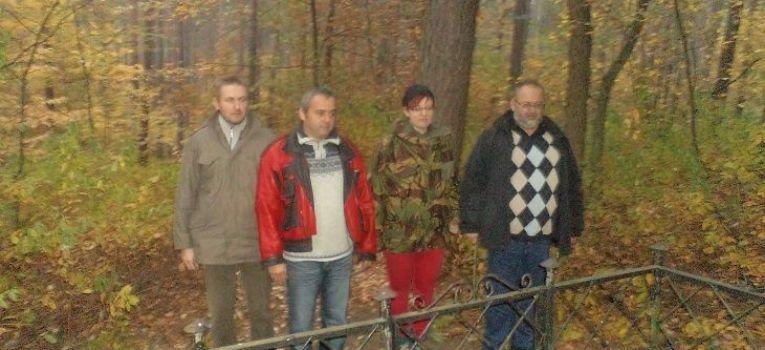 Społeczność, rocznica bitwy Szlą - zdjęcie, fotografia