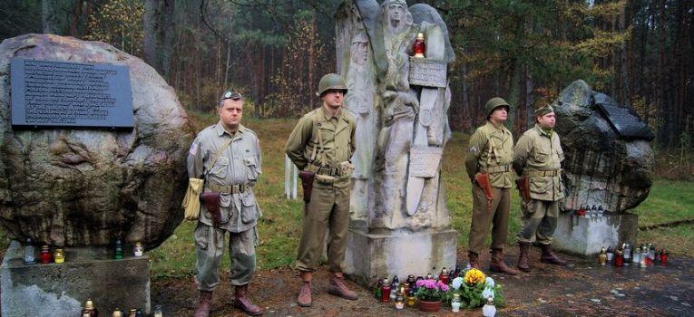 Wspomnienia, Światełko żołnierza Koszalin - zdjęcie, fotografia