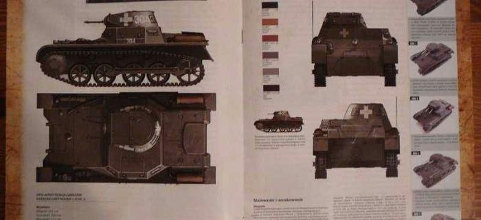 Modele czołgów, PzKpfw First Fight - zdjęcie, fotografia