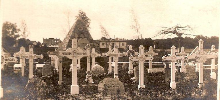 Eksploracje, Szlak Frontu Wschodniego Mazowszu opisy cmentarzy - zdjęcie, fotografia