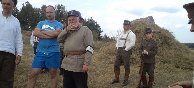 Imprezy historyczne, lecie Wielkiej Bitwy Tannenbergiem - zdjęcie, fotografia