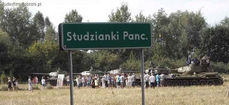 Imprezy historyczne, Rocznica Bitwy Studziankami kamerą FUDEXFILM - zdjęcie, fotografia