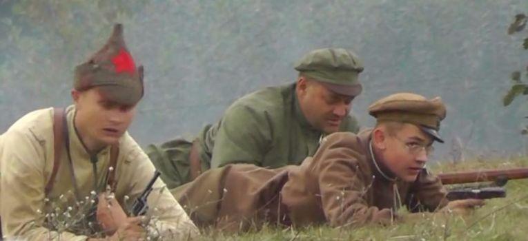 Imprezy historyczne, Bitwa Borkowem - zdjęcie, fotografia