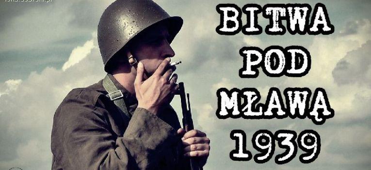 Imprezy historyczne, Bitwa Mławą Zapowiedź filmu inscenizacji - zdjęcie, fotografia