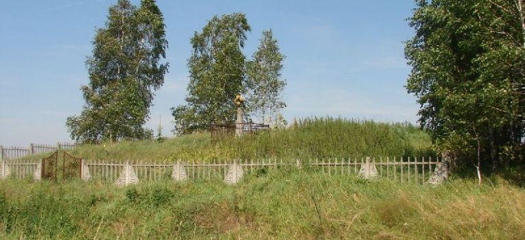Bunkry i fortyfikacje, Cmentarz Wojny Światowej Hryniewicze Duże - zdjęcie, fotografia