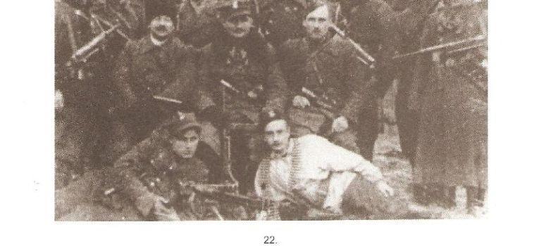 Identyfikacje historyczne, Wigilia partyzancka - zdjęcie, fotografia