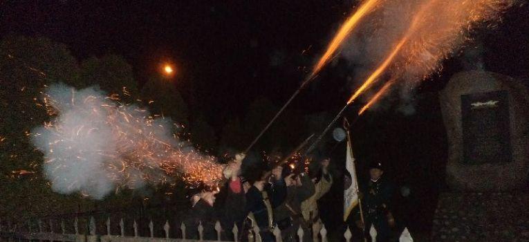 Imprezy historyczne, Rocznica powstania styczniowego Przasnyszu - zdjęcie, fotografia