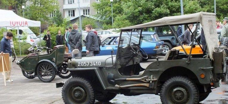 Pojazdy historyczne, Sympozjum - zdjęcie, fotografia