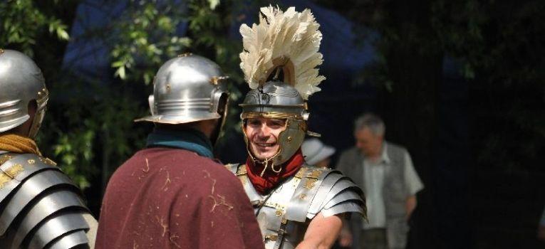 Imprezy historyczne, Zjazd rycerstwa Chrześcijańskiego Chorzowie - zdjęcie, fotografia