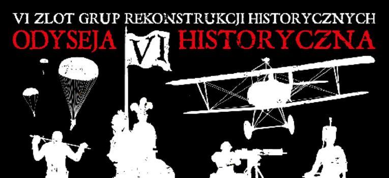 Imprezy historyczne, rekonstrukcji HIitorycznych Odyseja HIstoryczna program - zdjęcie, fotografia