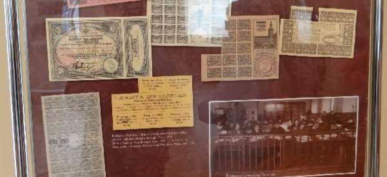 Wystawy historyczne, Społeczne skutki wielkiej wojny świetle dokumentów archiwalnych - zdjęcie, fotografia