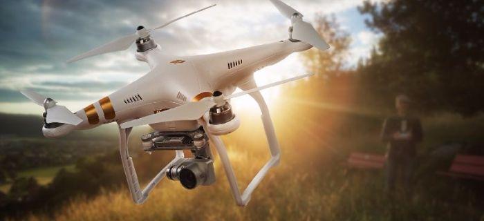 Lotnictwo samoloty , Nadchodzi dronów! Sprawdź możesz dobrym pilotem - zdjęcie, fotografia