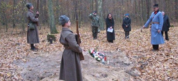 Społeczność, pogrzeb Grabskie - zdjęcie, fotografia