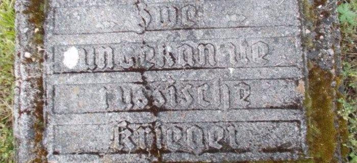 Identyfikacje historyczne, Cmentarz pierwszowojenny Bolimowska Wieś część - zdjęcie, fotografia